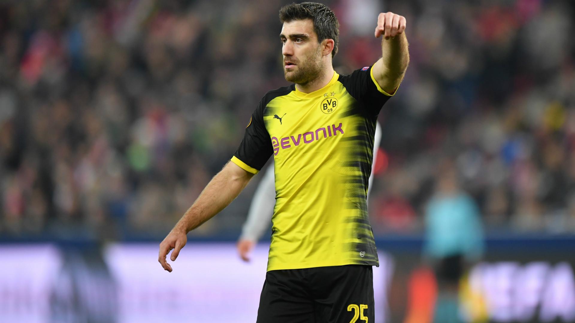 Borussia Dortmund Sokratis