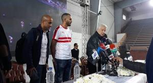 خالد بوطيب - مرتضى منصور