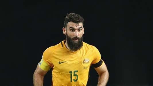 Mile Jedinak Thailand v Australia World Cup qualifying 15112016