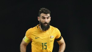 Mile Jedinak Thailand v Australia World Cup qualifying 15112016
