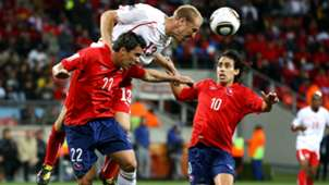 WC Valdivia Paredes Switzerland Chile South Africa 2010