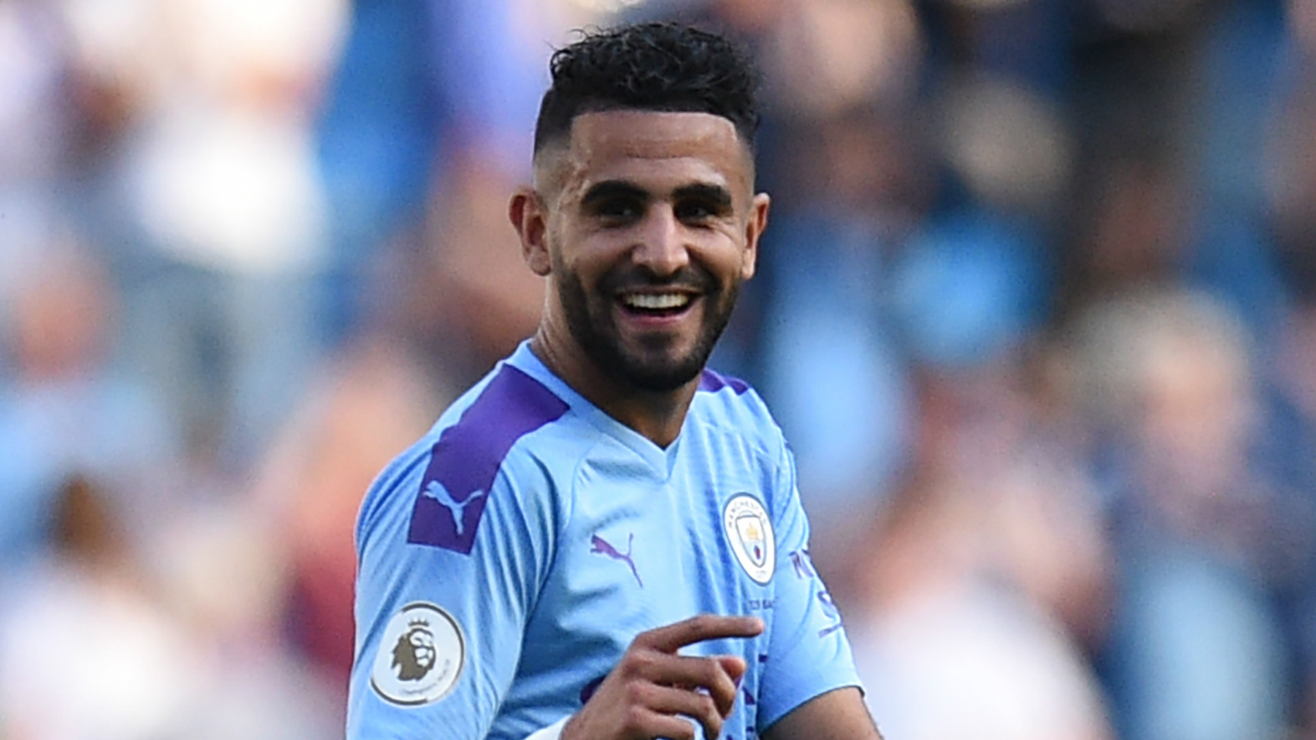 Mahrez Boosted By Manchester City And Algeria Title