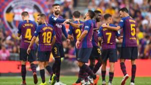 FC Barcelona Huesca 2018