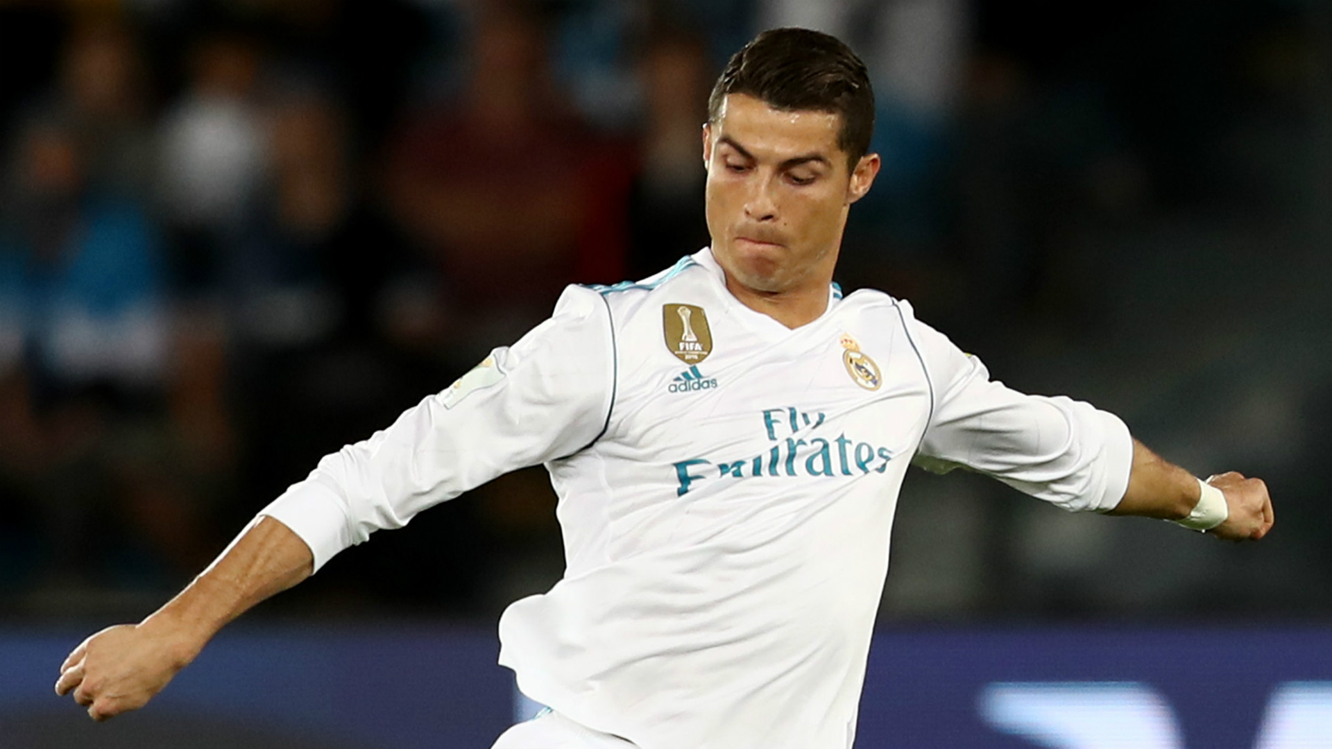 Cristiano Ronaldo Real Madrid Club World CUp final