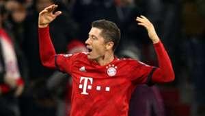 Robert Lewandowski Bayern Munich Benfica 271118