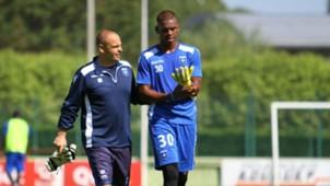 Sonny Laiton Auxerre Ligue 2