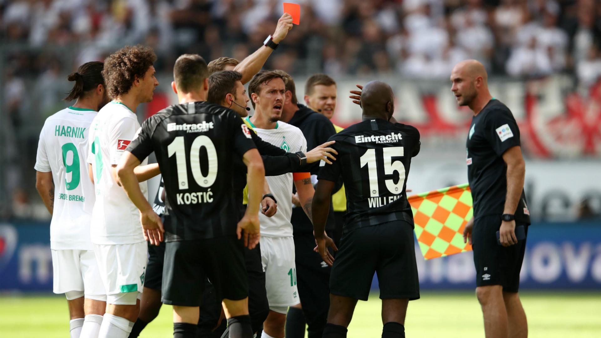 Werder Bremen Vs Eintracht Frankfurt Heute Live Im Tv Und Live