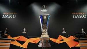 Europa League Trophy Draw 2018