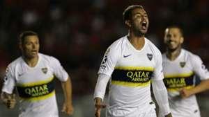Edwin Cardona Independiente Boca Fecha 14 Superliga