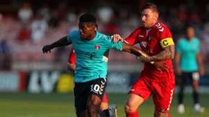 Chuks Aneke on target in Charlton Athletic's win over Stoke City