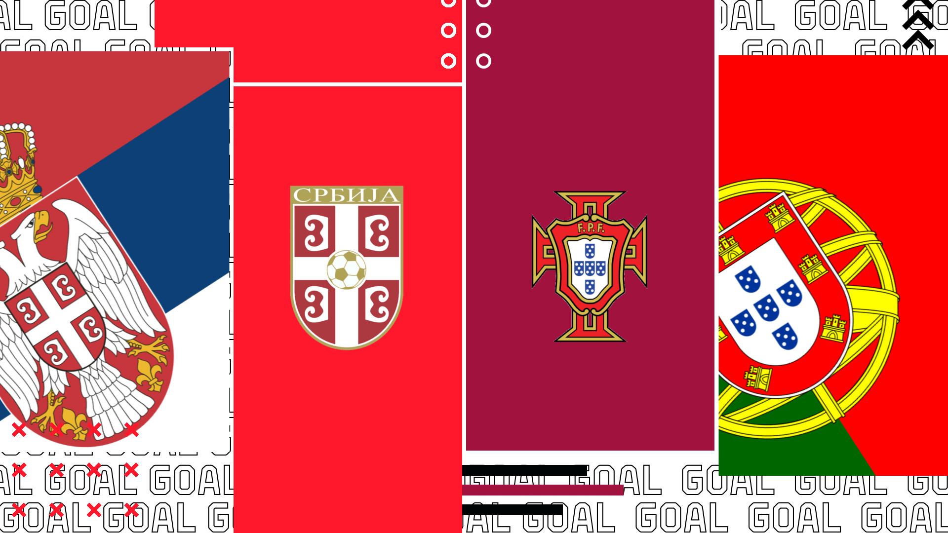 Serbia Portogallo, festival del gol al Marakana: vincono Ronaldo e compagni