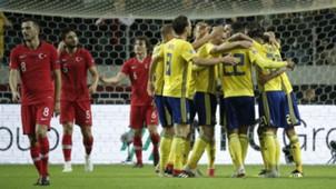 Turkey Sweden 091018