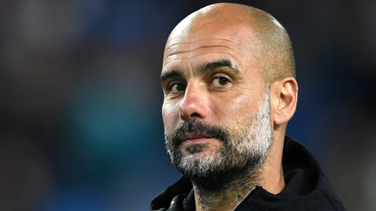 Pep Guardiola Manchester City 09052018
