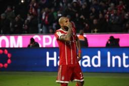 270118 Arturo Vidal Bayern Hoffenheim