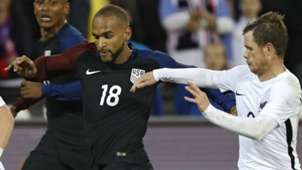 Terrence Boyd United States New Zealand International Friendly