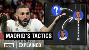 Real Madrid tactics explained