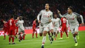 Virgil van Dijk FC Bayern München Liverpool 13032019