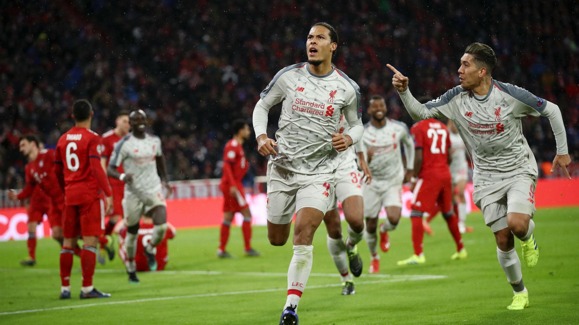 Liverpool Bayern