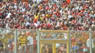 A section of Kotoko fans