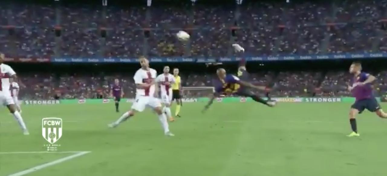 Arturo Vidal 3 Barcelona Alavés