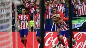 Griezmann Atletico Madrid Sevilla LaLiga