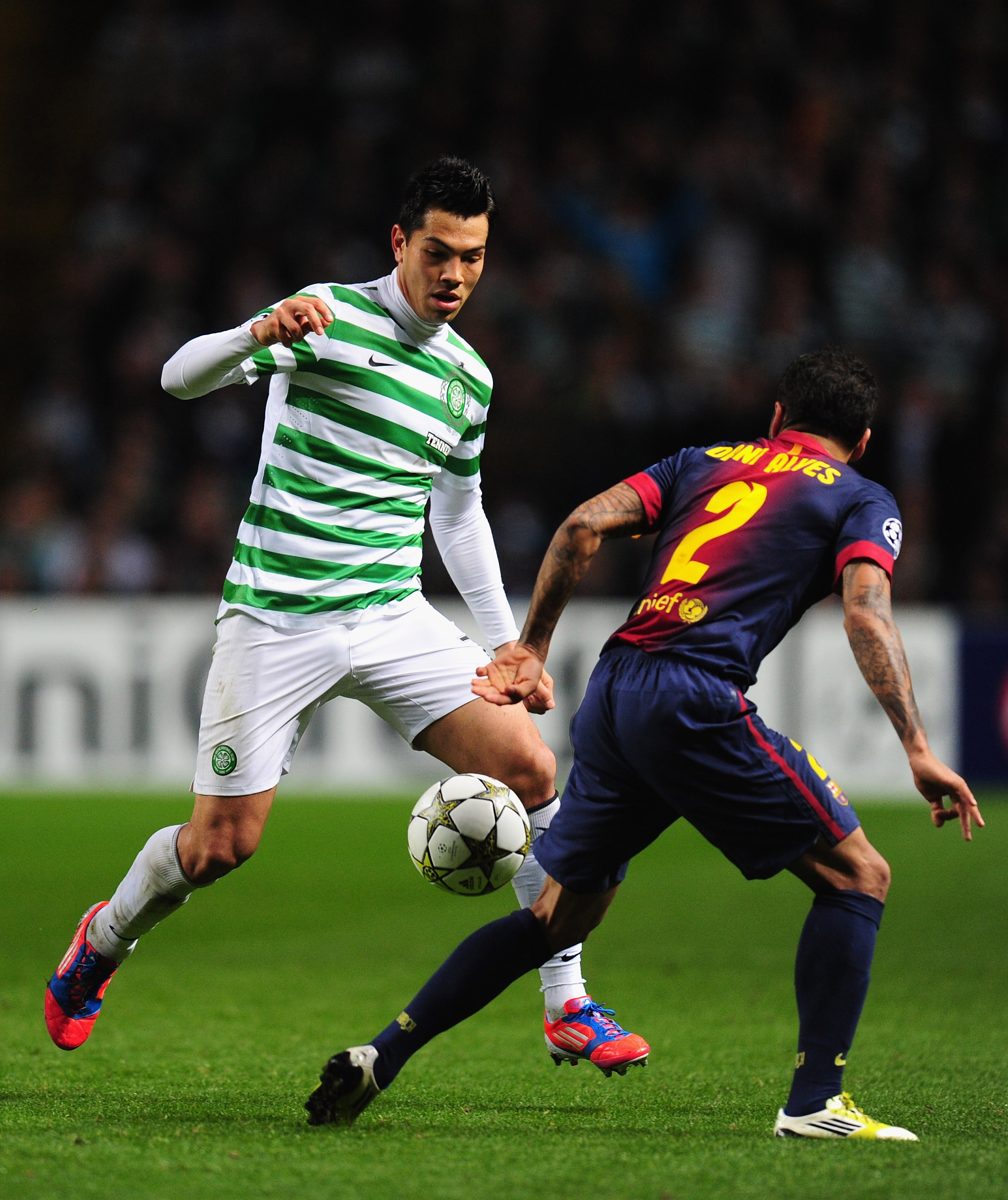 Miku at Celtic