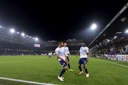 Yerry Mina Richarlison Celebrate Burnley Everton Boxing Day Premier League