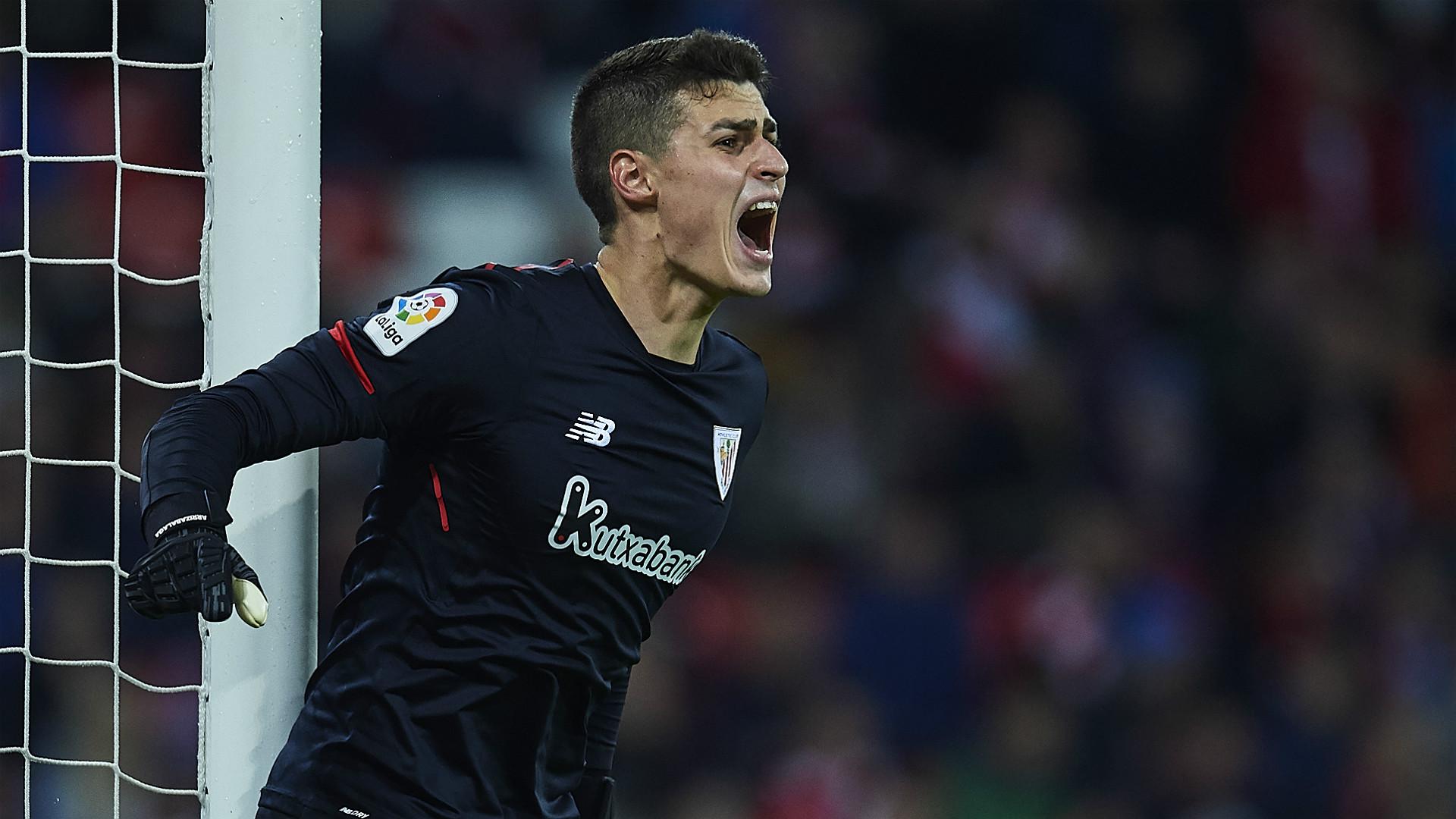 Kepa Arrizabalaga Athletic Bilbao