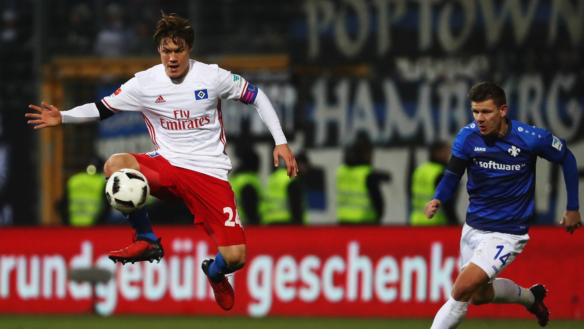 Hamburger SV Darmstadt 98