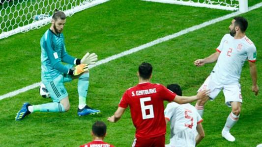 Iran vs Spain World Cup 2018