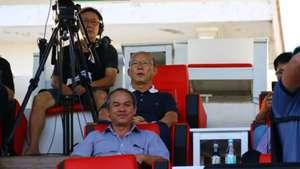 Coach Park Hang-seo - Doan Nguyen Duc HAGL Ho Chi Minh City V.League 2019