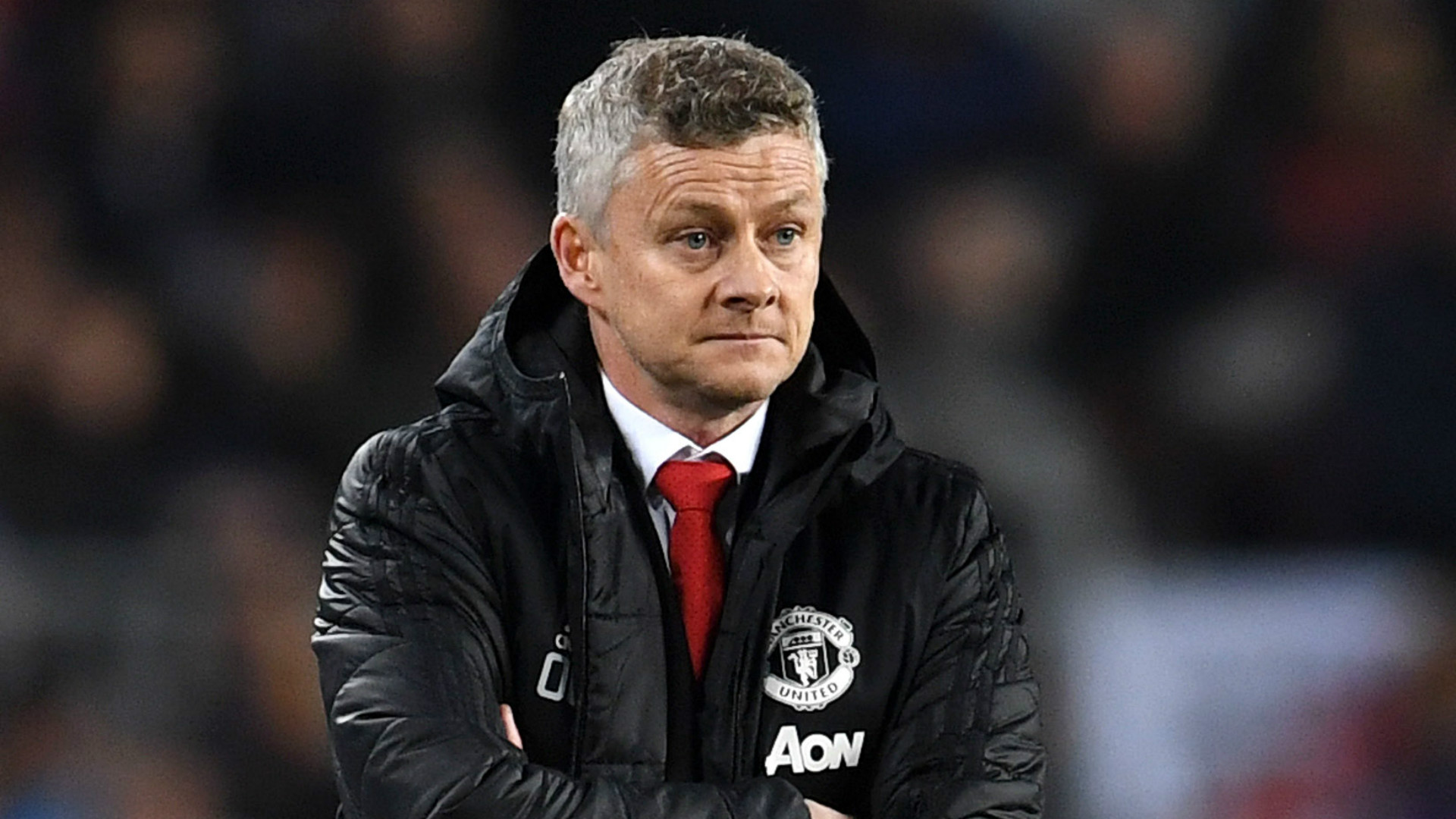 Solskjaer optimistic about one player despite an embarrassing loss to Barcelona