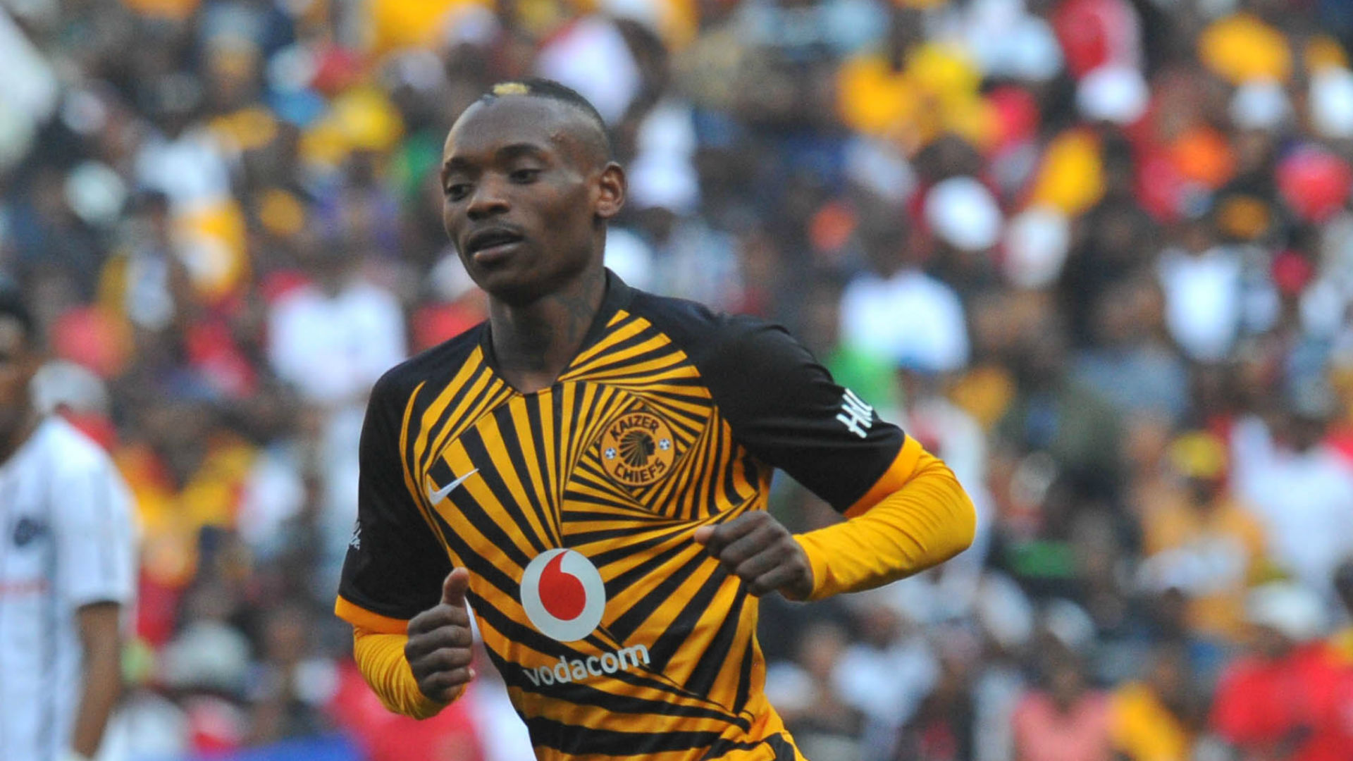Khama Billiat Kaizer Chiefs August 2019