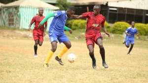 Left Foot league.