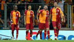 Sinan Gumus Galatasaray Alanyaspor