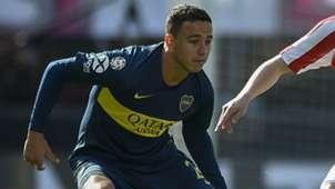Estudiantes Boca Superliga argentina Leo Jara 200818