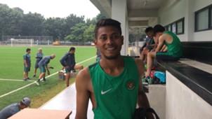 Zulfiandi - Timnas Indonesia U-23