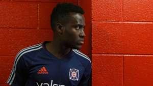David Accam Chicago Fire MLS