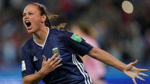 Bonsegundo Argentina Escocia Fecha 3 Grupo D Mundial femenino