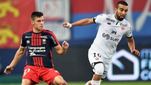 Naim Sliti Vincent Bessat Caen Dijon Ligue 1 09092017