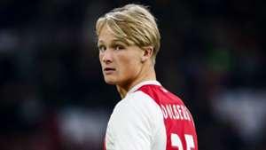 Kasper Dolberg, Ajax, 11212017