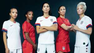 Women's World Cup 2019 kit USWNT USA United States