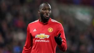 2018-02-27-Manchester United-Romelu Lukaku