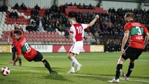 Dani de Wit, Jong Ajax - NEC, 11092018
