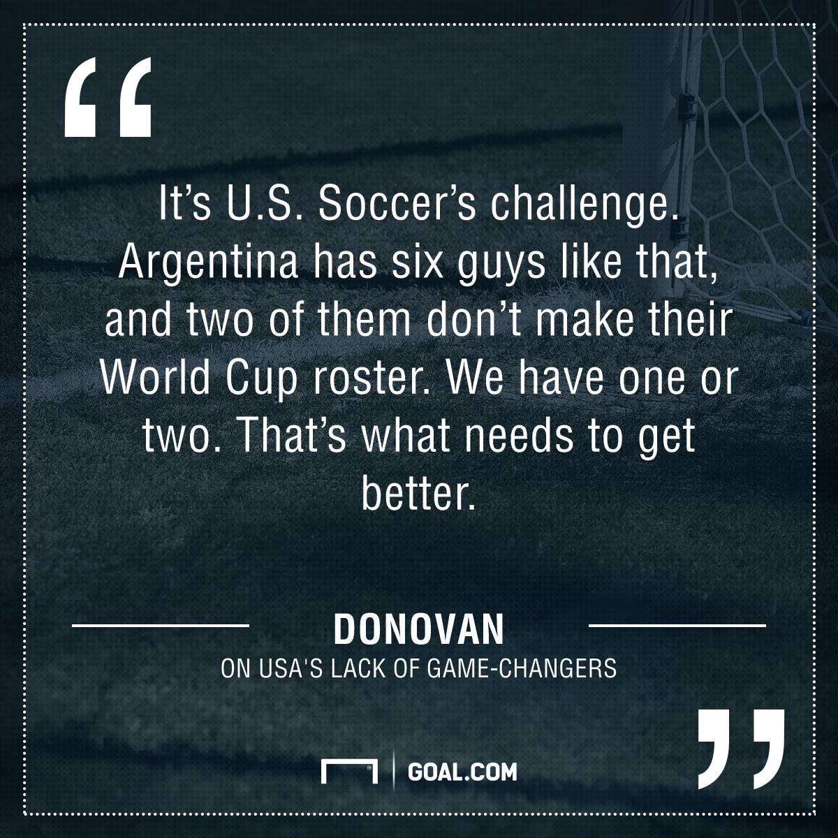 Landon Donovan quote
