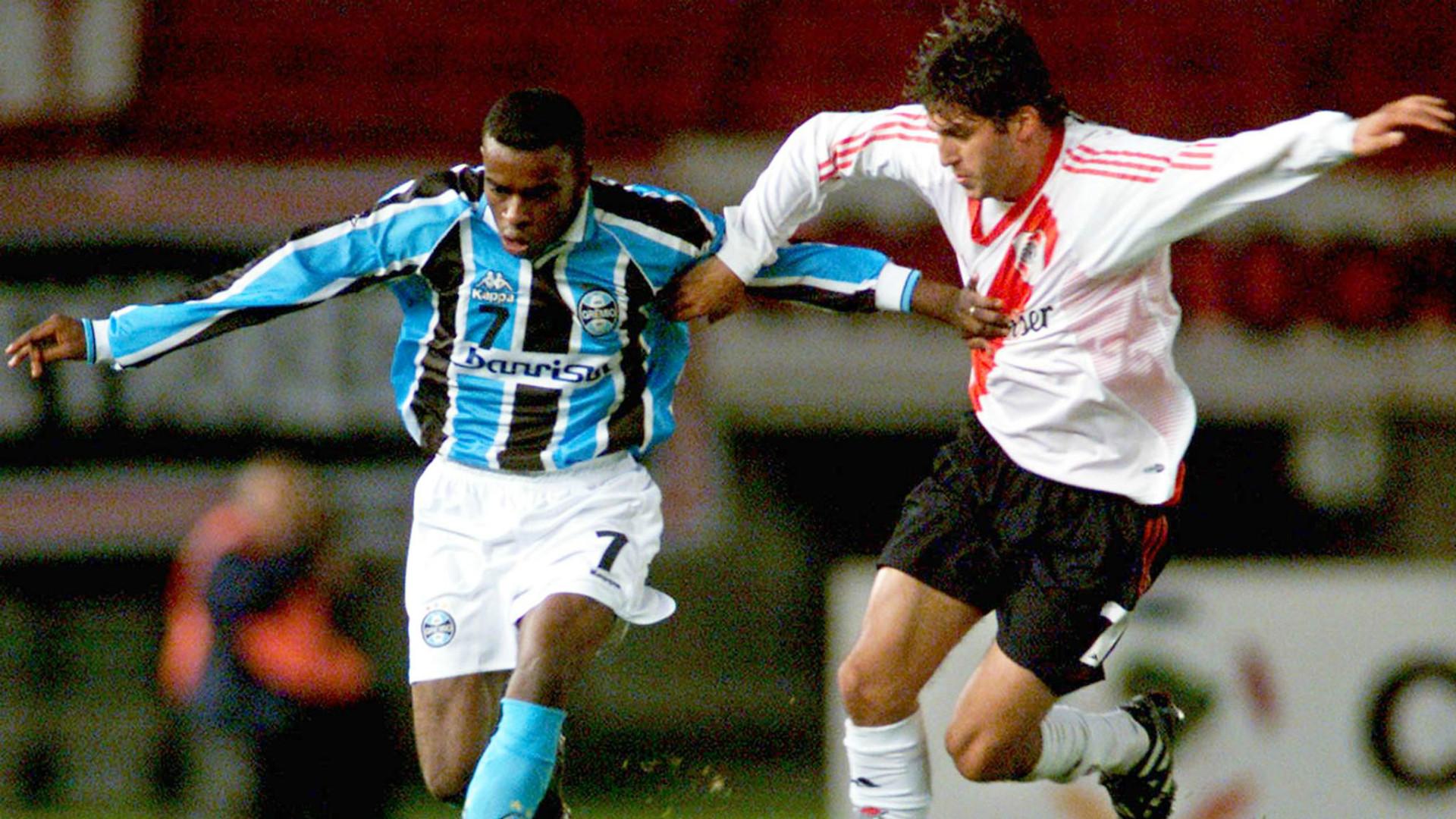 River Gremio Copa Libertadores 2002 Octavos de final