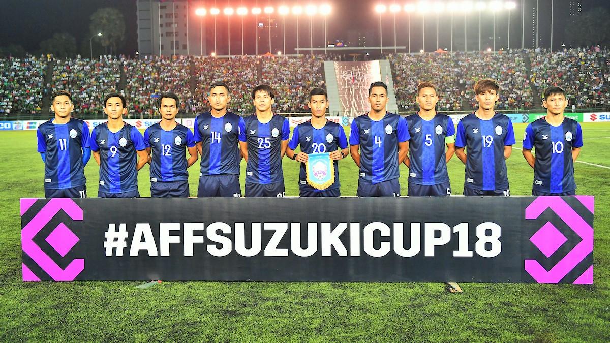 Cambodia, AFF Championship, 08112018