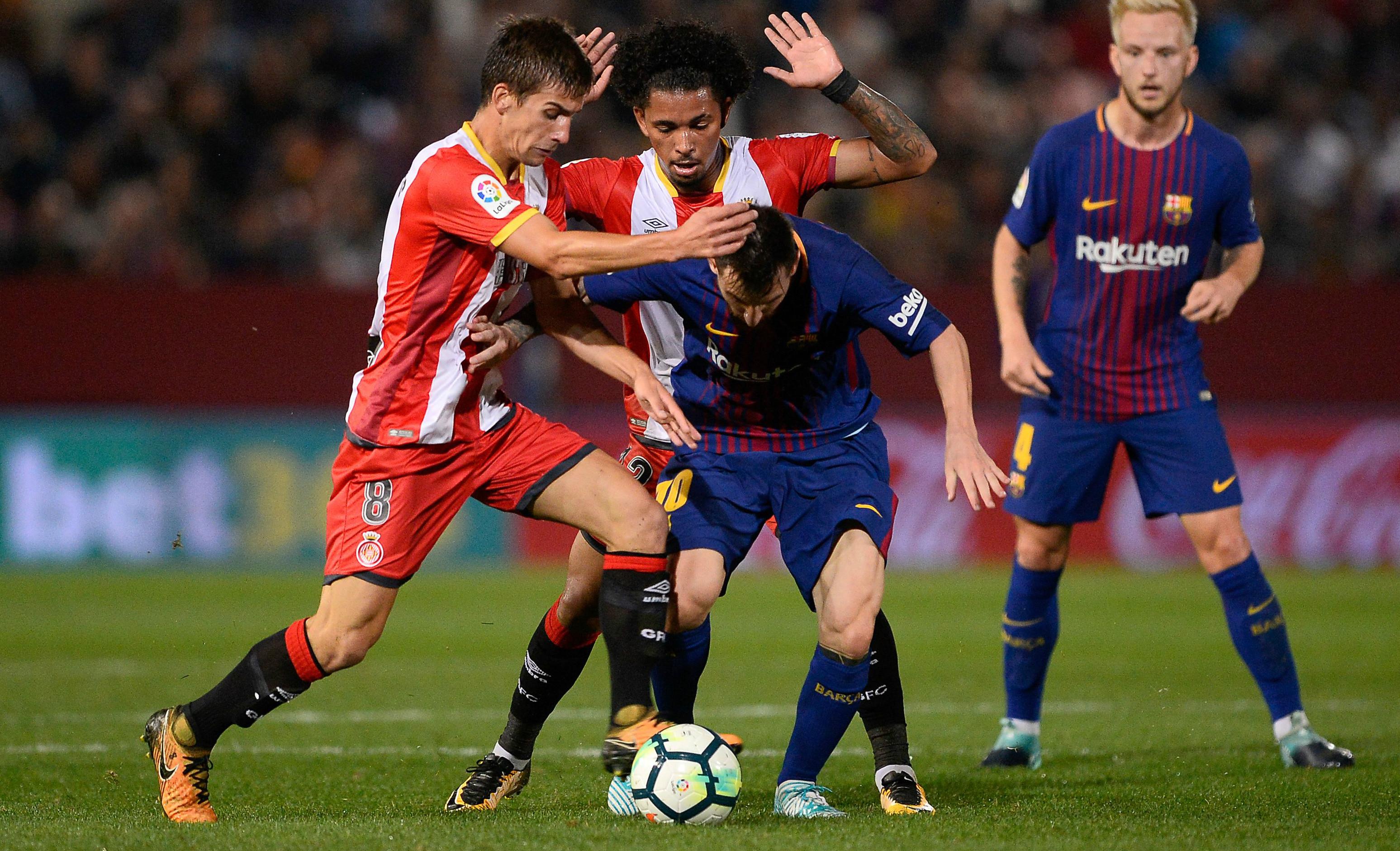 El Barcelona FC quiere mantener la perfección ante el Girona