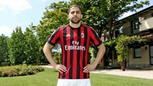 Ricardo Rodriguez Milan Serie A