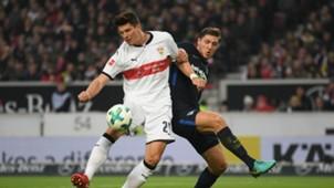 Mario Gomez VfB Stuttgart Bundesliga